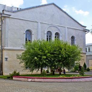 Once a synagogue מוגילב - צילום: Jewish-Tour