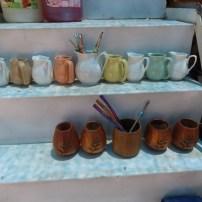 כלים לתה מאטה