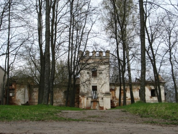 Old Manor of Maniuszka Smilaviczy, Bielarus Photo:Mikola Volkau