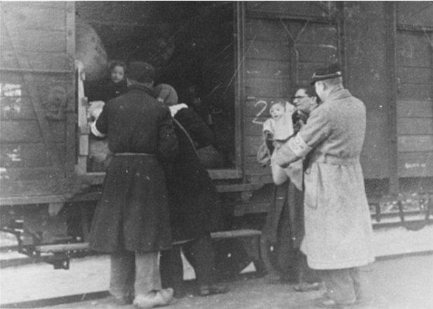 וסטרבורק - Westerbork_deportation