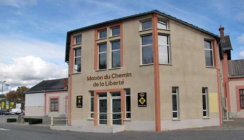 Le Musée du Chemin de la Liberté.