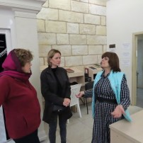 Guided tour in Beis Yisrael Synagogue