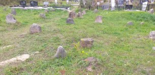 The old Jewish cemetery of Borisov