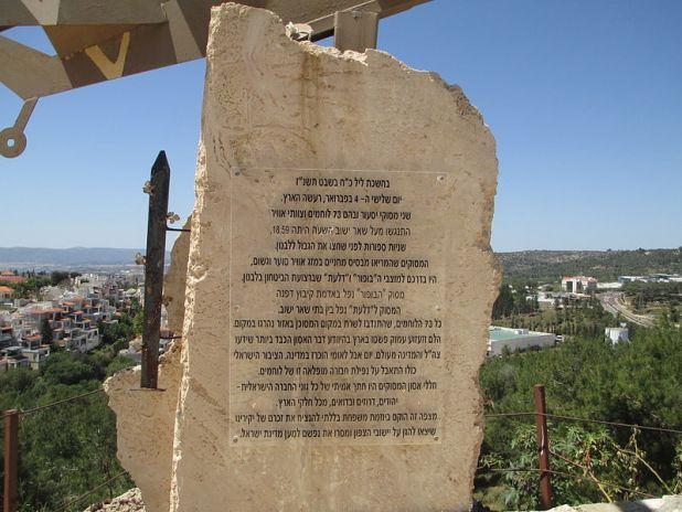 מצפה ה-73 במגדל העמק צלם: דר' אבישי טייכר