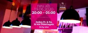 forty nine wieder geöffnet - samstag @ Queer Bar forty nine