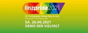 linzpride2021 – Demo der Vielfalt