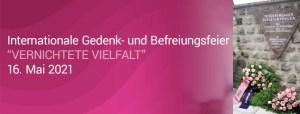 Online: Internationale Gedenk- und Befreiungsfeier 2021 @ Gedenkstätte Mauthausen