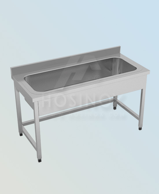 Big bowl sink hosinox