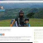 Cliente: Parapente Costa Rica Aire Libre - Hospedaje Web Costa Rica