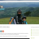 Cliente: Parapente Costa Rica Aire Libre