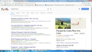 Posicionamiento Web Costa Rica SEO - ParapenteAireLibre.com
