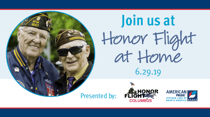 Honor Flight At Home