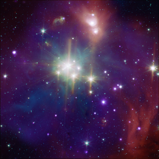 Star Gazing Eases Anxiety