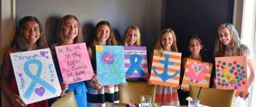 Ovarian Cancer Club Members