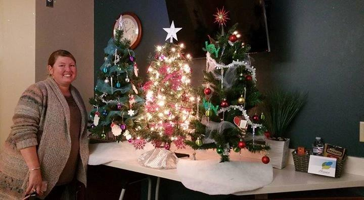 Christmas, hospice, cancer, survivor, Miami County