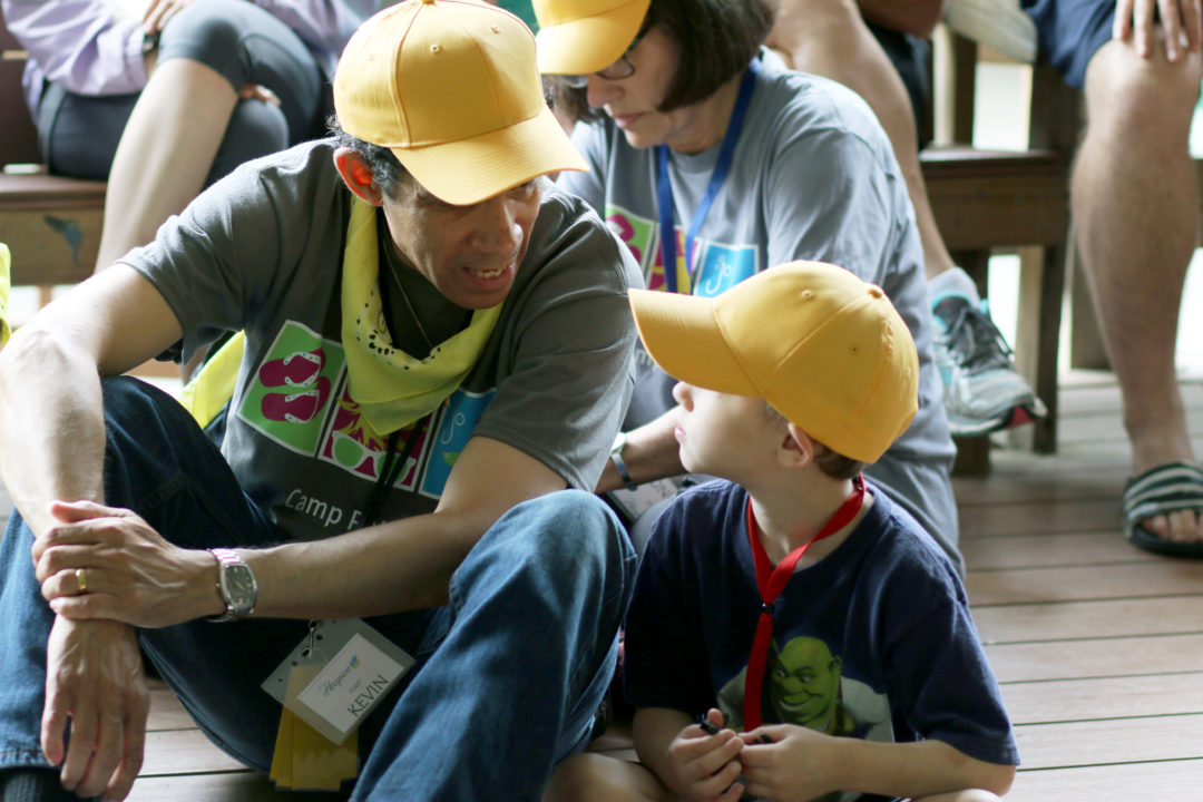 Grieving Children Offered Support At Camp Pathways