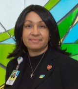 Gayle Simmons, Chaplain Manager