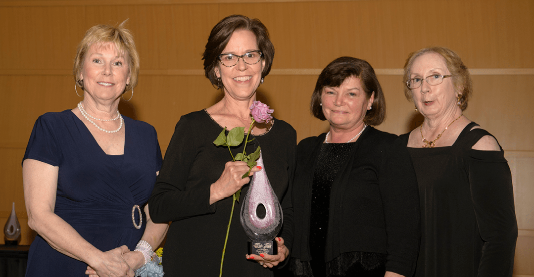Theresa Sugrue Honored With Cameo Of Caring