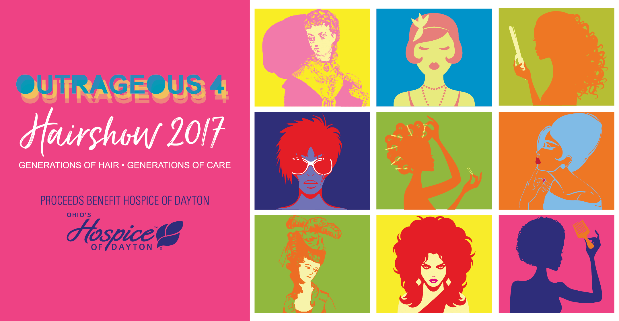HAIRSHOW Outrageous 4 Slated September 27