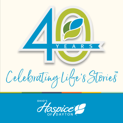 Celebrating Life's Stories 40 Years Hospice of Dayton