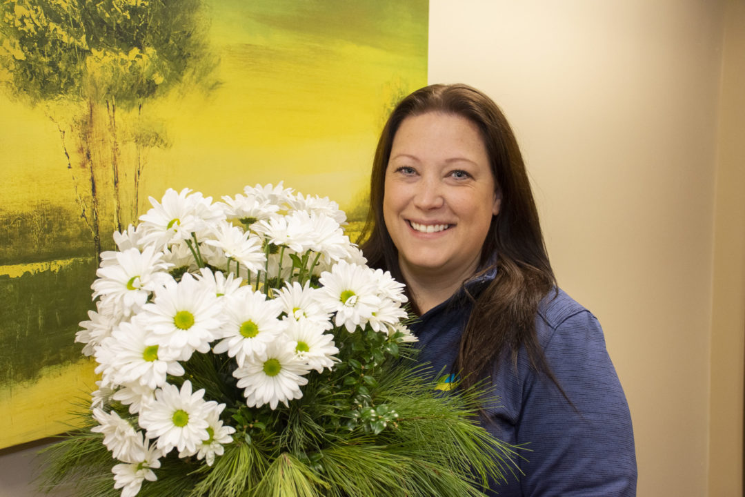 Amber Chambers Honored With DAISY Award