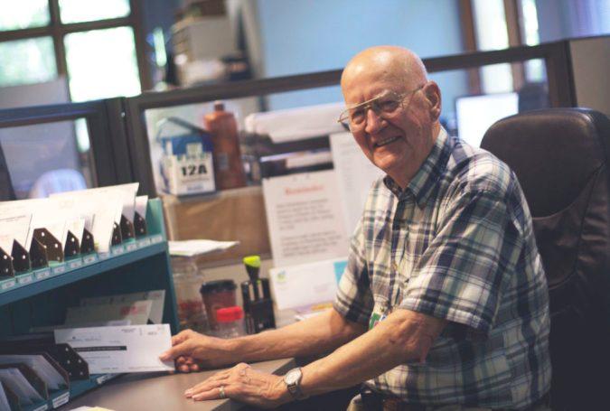 Senior Citizen Volunteer