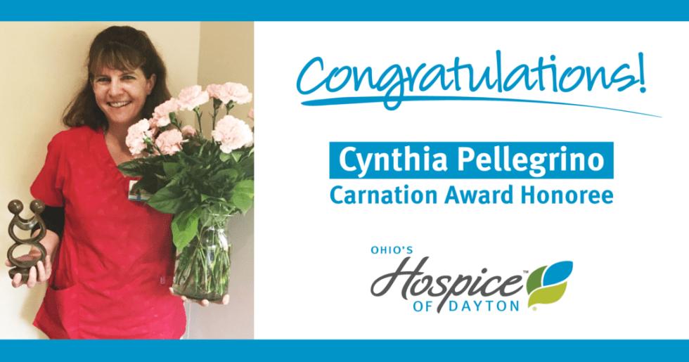 Cynthia Pellegrino - Carnation Award