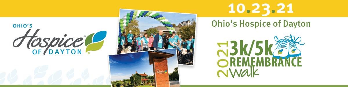 Ohio's Hospice of Dayton Remembrance Walk 2021