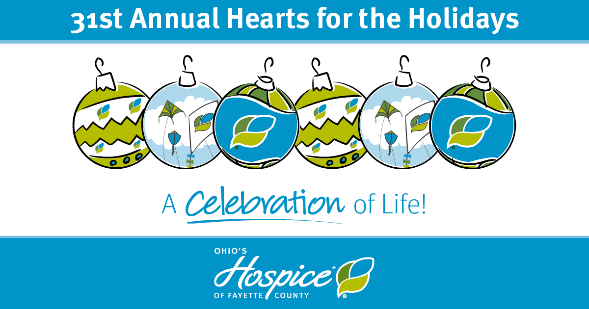31st Annual Hearts For The Holidays: A Celebration Of Life!