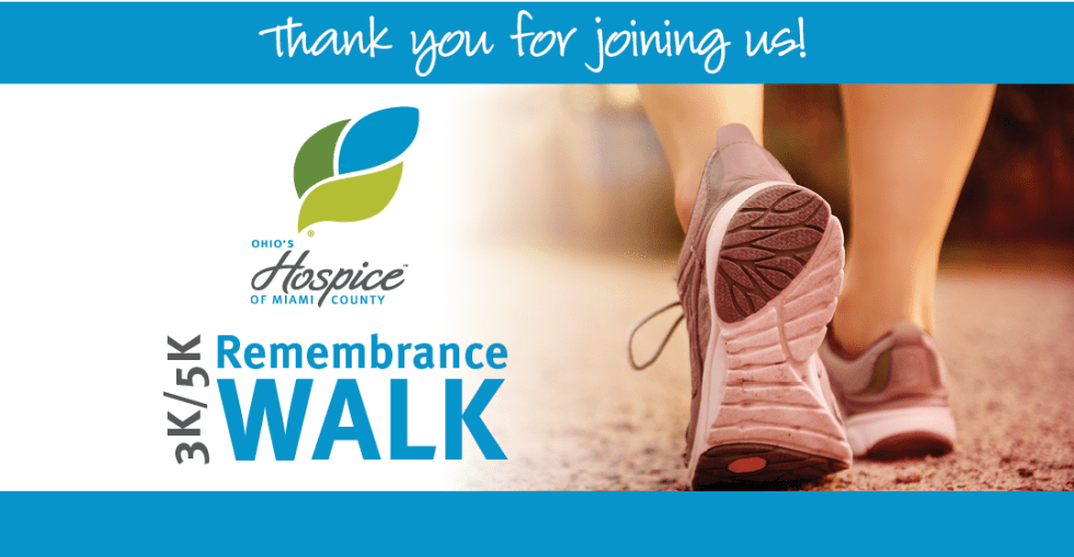 Thanks For Supporting Our Remembrance Walk!