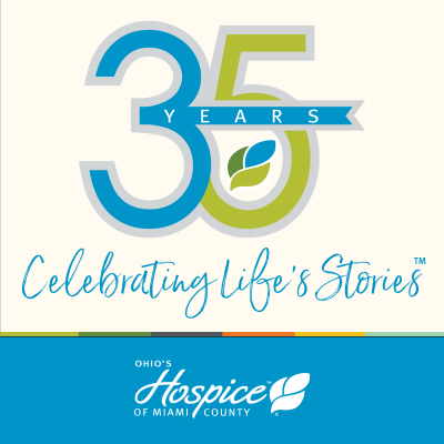 Ohio's Hospice of Miami County Celebrating Life's Stories for 35 Years