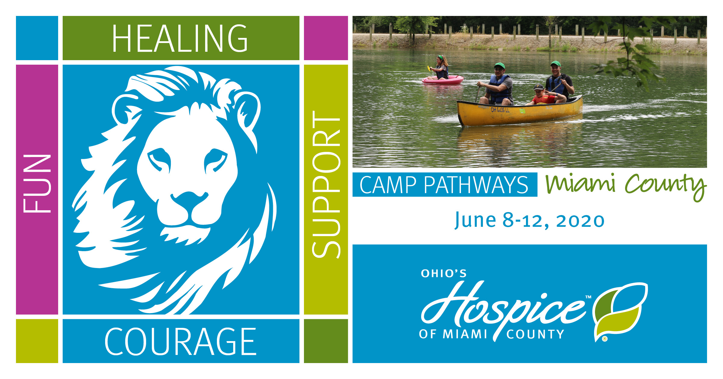 Camp Pathways: Miami County