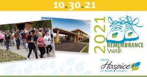 Ohio's Hospice of Miami County Remembrance Walk