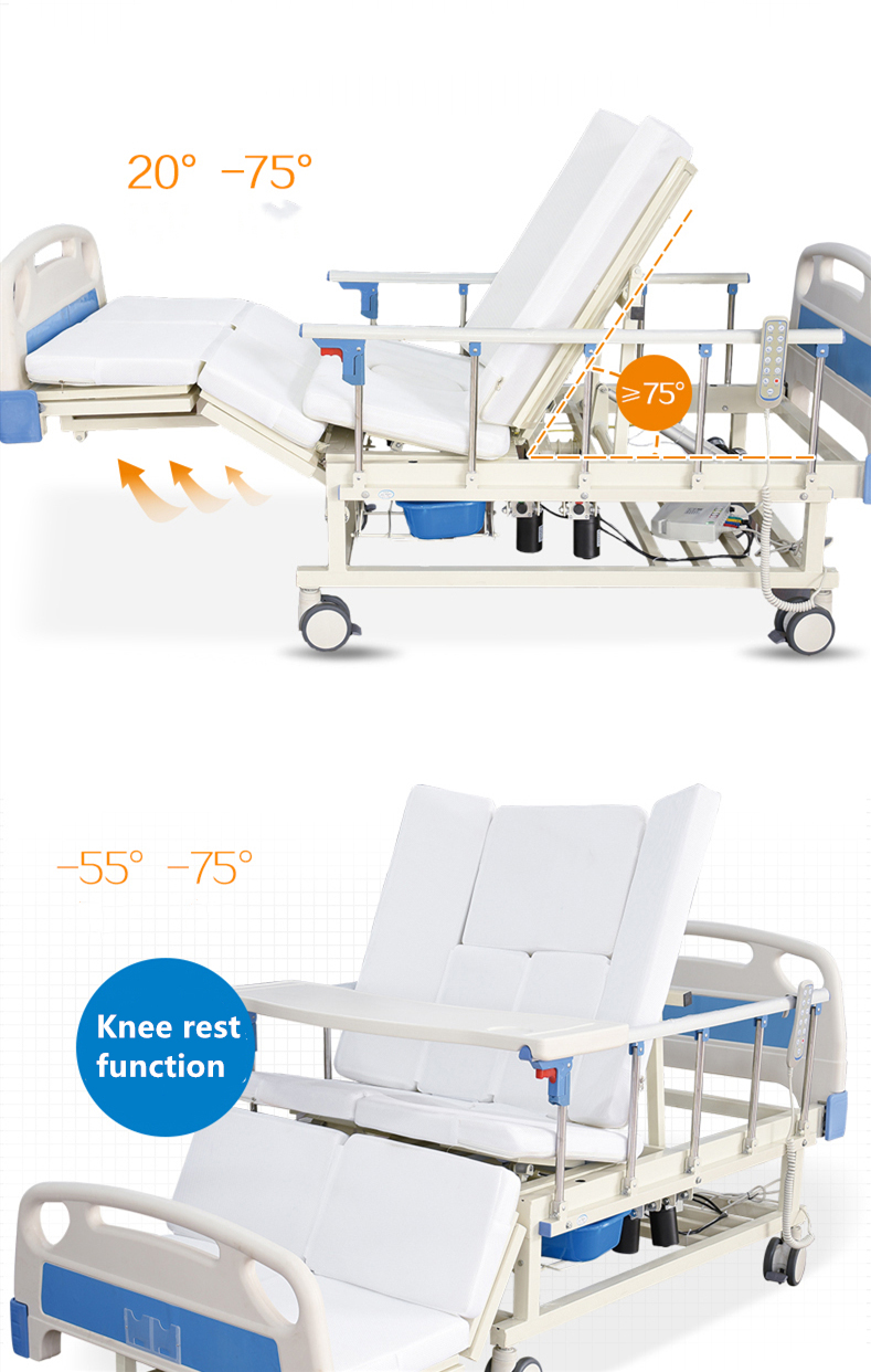 Full Electric Hospital Bed For Home Use China Quality Hospital Bed Manufacturers Kangli Medical