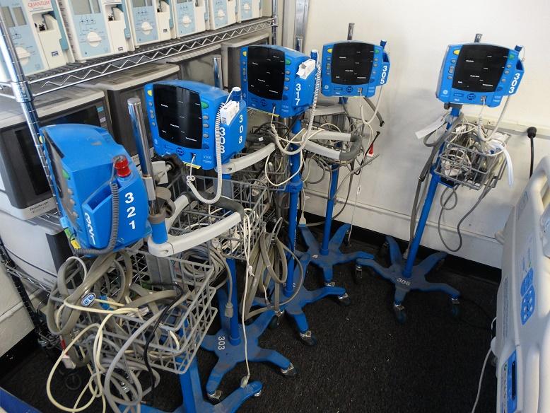 Refurbished Medical Equipment Hospital Direct Medical Inc