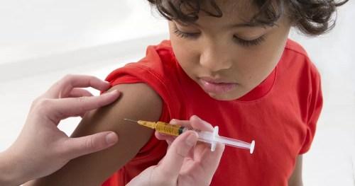 Imunização durante a infância é subestimada por muitos pais
