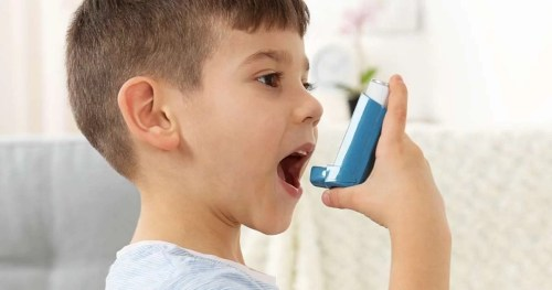 Dia nacional de Controle da Asma