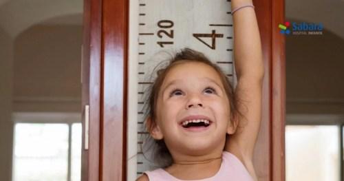 Saiba como acompanhar o crescimento do seu filho e estimar a altura dele quando adulto