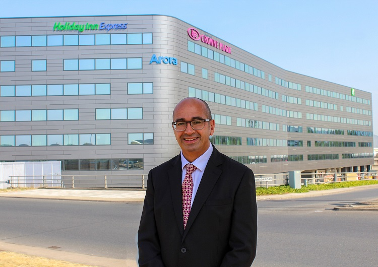 Arora Group aims high with UK's largest hotel opening of ...