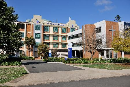 St Vincents Private Hospital Toowoomba Accommodation