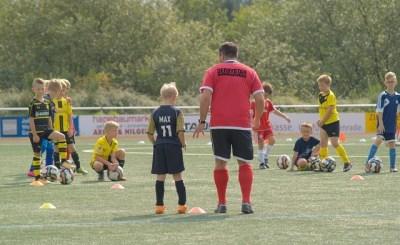 Las ventajas del deporte en niños y adolescentes