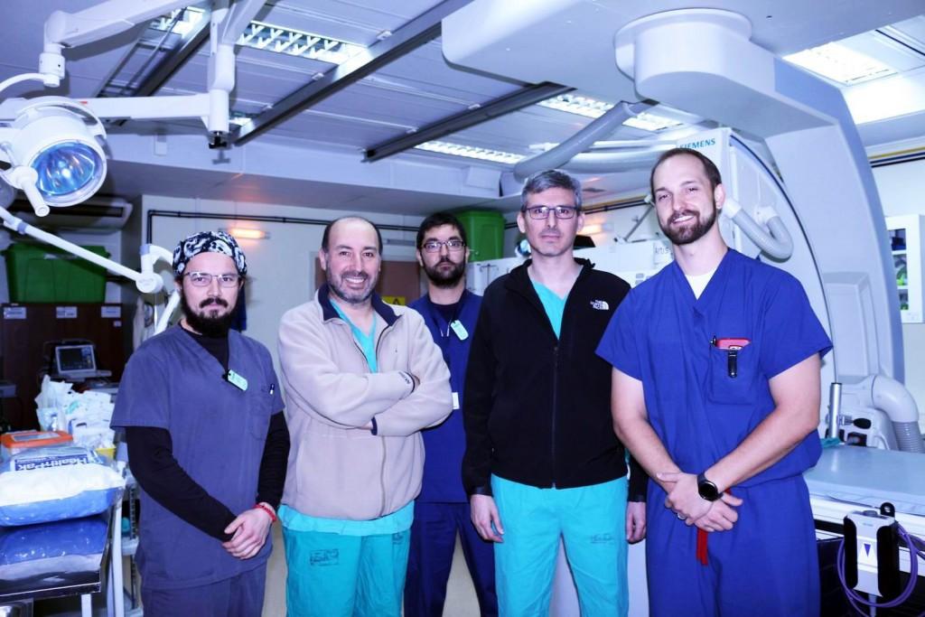 Endoprótesis Vascular
