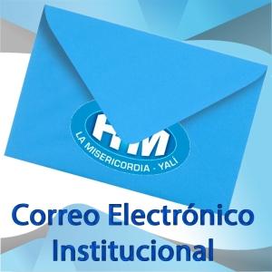 Correo Electrónico Institucional E.S.E. Hsopital la Misericordia