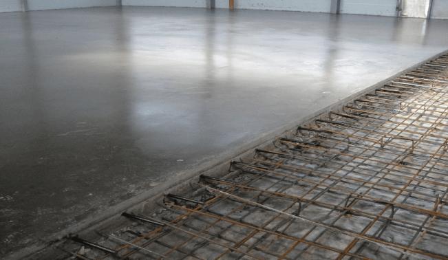 Concrete flooring company