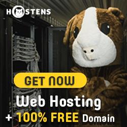 Hostens.com - A home for your website