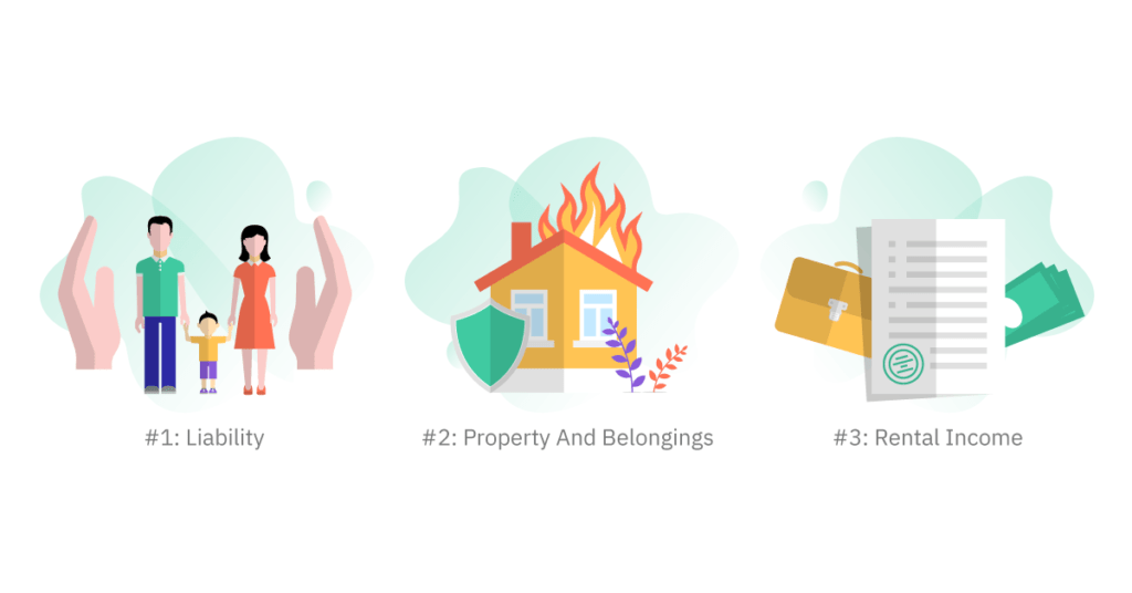 Vacation rental insurance should cover these three things