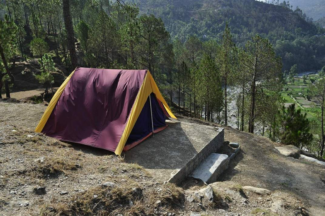 Nainital Adventure Camp