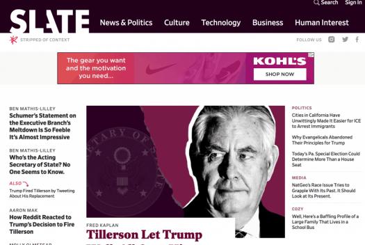 news media website