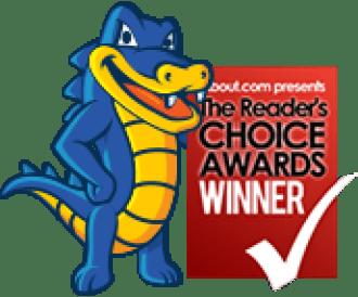 Choice Award winner