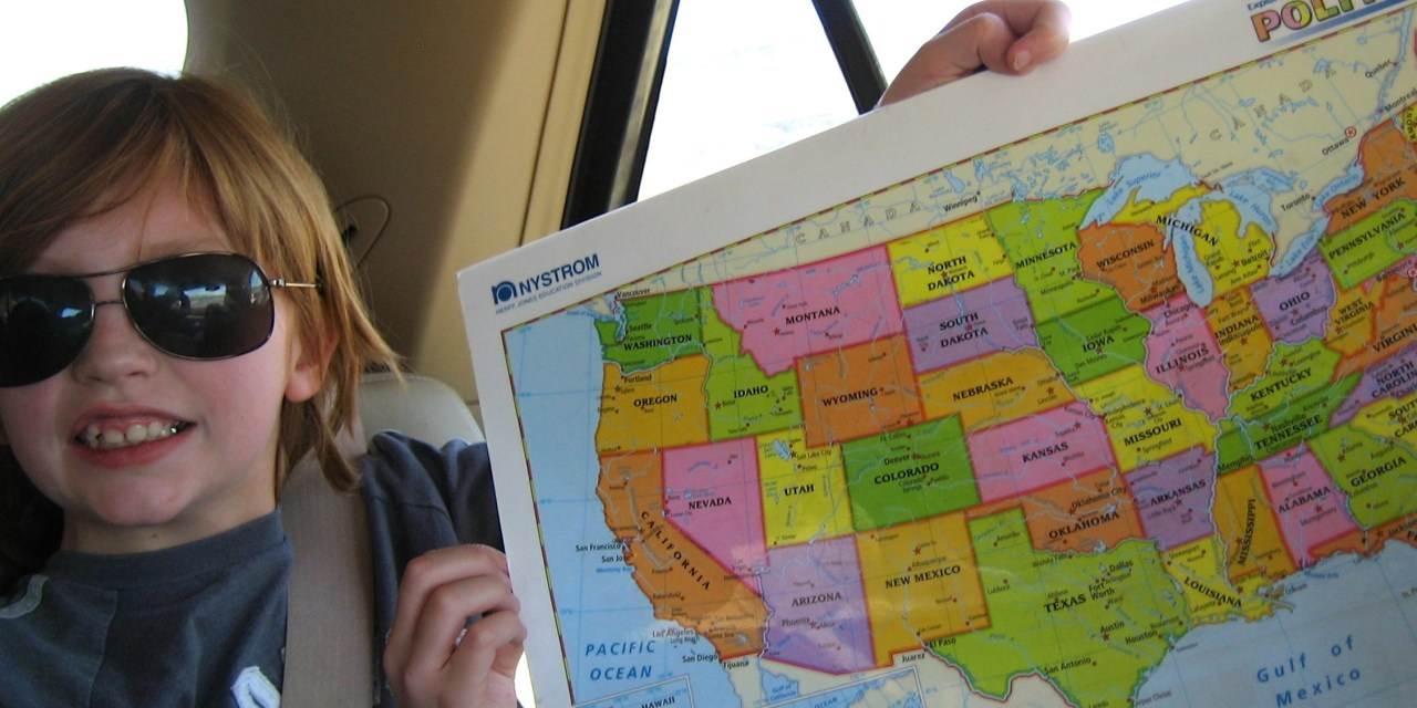Surviving a family road trip – The real story